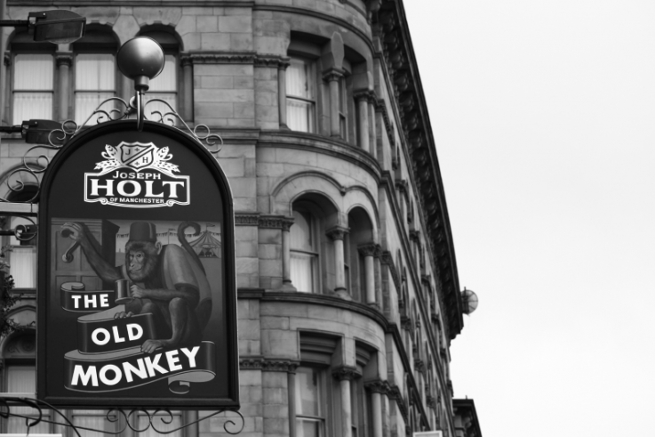 Old Monkey Pub Manchester